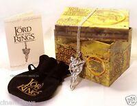 Signore degli Anelli Ciondolo ARWEN ORIGINALE Stella Vespro Lord of The Rings