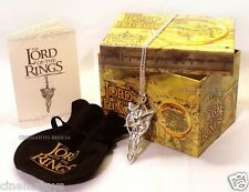 Signore degli Anelli Ciondolo ARWEN ORIGINALE Stella Vespro Lord of The Rings