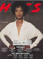 APRIL 8 1991 HITS vintage music magazine - OLETA ADAMS