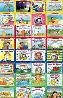 Lot 32 Learn to Read Children's Book Set Preschool Kindergarten Homeschool NEW