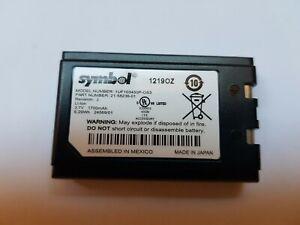 Zebra/Motorola PPT8800/PPT8860/PPT8846 1700mAh Battery P/N: 21-58236-01