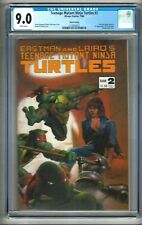 Teenage Mutant Ninja Turtles #2 (1986) CGC 9.0  White Pages  3rd Print