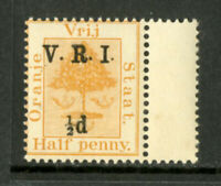 Orange River Colony Stamps # 44b XF OG NH Scott Value $350.00