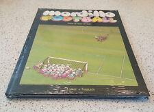 Mordillo Football hardcover book. brand new. sealed.