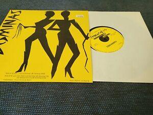 Die Dominas - Die Dominas / Fabrikneu 666 / Vinyl LP 1981 Near Mint