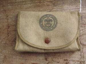 Vintage Boy Scouts Sewing Kit
