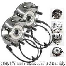1PAIR FRONT Wheel Hub&Bearing fit 06-08 Dodge RAM 1500 2500 3500 4WD 515101