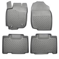 OPPL Fußraumschalen 4-teilig statt Gummimatte für Toyota RAV 4 IV SUV 2013-