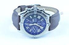 Breitling Crosswind chronograph señores reloj automatico 43mm chronograph gmt rar
