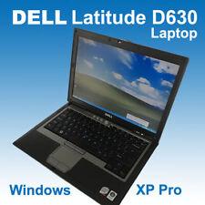 Dell Latitude D630 Core 2 Duo Laptop 2.2 GHz 320 GB HD 2GB Ram Windows XP