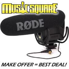 Rode VideoMic Pro-R On-Camera Shotgun Mic Video Mic Pro + Rycote Suspension VMPR