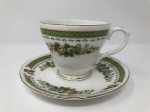 Duchess Bone China Dovedale tea cup and saucer