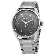 Citizen 42 mm Grey Dial Mens Watch BM6980-59H