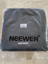 Neewer 9951 Soft Padded Camera Equipment Storage Carrying Case Black