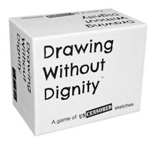 Drawing Without Dignity - A NEW adult party game of uncensored sketches