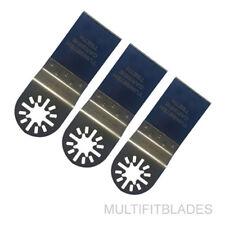 "3 x 1-3/8"" Tungsten Carbide Universal Saw Blades-Fein Multimaster Multi-Tool Fit"