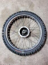 Honda CT125 1977 front wheel hub rim 44601-116-670 CT 125