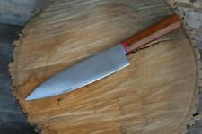 Hand forged japanese gyuto kitchen knife 200mm