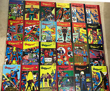 Superman Arabic album full collection lot of 60 album!!!!!