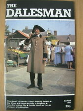 Dalesman March Nature, Outdoor & Geography Magazines