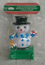 Solar Powered Dancing Toy New - CHRISTMAS Snowman
