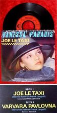 Single Vanessa Paradis Joe Le Taxi