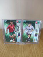 Panini Goaaal World Cup 2006 - #106 Lionel Messi #140 Cristiano Ronaldo Bundle