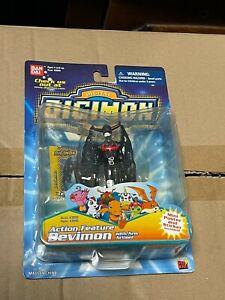 Bandai Digimon DEVIMON Action Feature Figure NEW