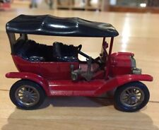Vtg Matchbox Models of Yesteryear Lesney Y-1 1911 Ford Model T Rare Twin Brake