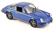 Porsche 911 S 2.4 Coupe Urmodell 1973 blau blue metallic 1:43 Norev