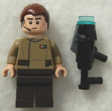 NEW LEGO RESISTANCE OFFICER MINIFIG force awakens minifigure star wars 75131 guy