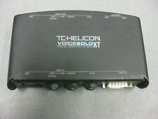 TC-Helicon Voice Solo XT Vocal Monitor I/O Box