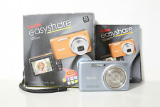 Kodak EasyShare M552 14MP 5x Optical Digital Camera Silver FAST SHIP from USA