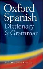 Oxford Spanish Dictionary and Grammar,Christine Lea, John Butt, Carol Styles Ca