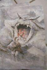 Ex-libris, numéroté, signé, Geste des chevaliers Dragons, SIEURAC