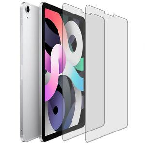 """2x Matt Display Schutzfolie f. Apple iPad Air 4 10.9"""" 2020 Anti-glare Folie"""