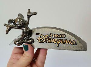 Disney Parks Tokyo Disneyland Mickey Mouse Cast Member Business Card Holder