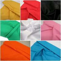 Plain Twill Thick Poly Cotton Drill Workwear Fabric Superior Quality 150 cm wide