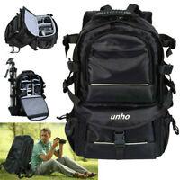 DSLR Large Outdoor Waterproof Camera Backpack Shoulder Bag Case For Canon Nikon