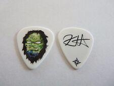 Metallica Kirk Hammett Zombie Face #1 Concert Guitar Pick