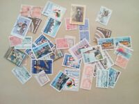 lot N°33 - 30 timbres FINLANDE