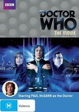 Doctor Who - The Movie (DVD, 2011)