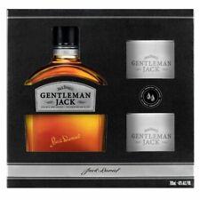 New Gentleman Jack and Glass Set Gift Box 40% ABV
