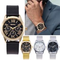 Luxury Business Man Analog Sport Quartz Watch Men Women Wrist Watch Gifts New