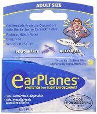 Protectores Auditivos De Silicona Suave Para Viajar En Avión EarPlanes