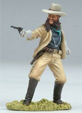 Toy Soldiers Lieutenant Cooke Custer's Last Stand Black Hawk 1/32 Metal BH107