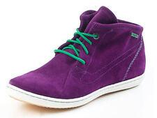 Damen-High-Top Sneaker aus Wildleder in Größe EUR 40