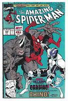 Amazing Spider-Man # 344 Marvel Comics 1991 1st App. Cletus Kasady as Carnage