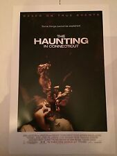 THE HAUNTING IN CONNECTICUT 13.5x20 PROMO MOVIE POSTER