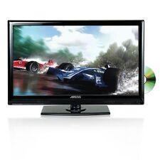 "NEW 19"" LED LCD DIGITAL TUNER HD TV TELEVISION DVD PLAYER HDMI AC/DC 12V CORD RV"
